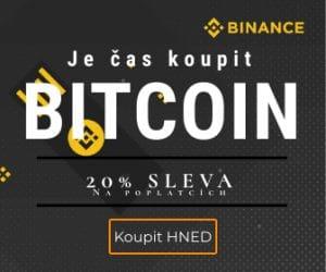 Kup bitcoin na binance s kreditni kartou